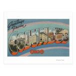 Columbus, Ohio - escenas grandes 2 de la letra Postales