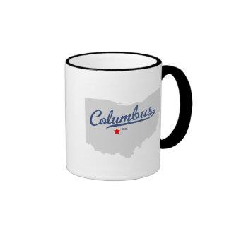 Columbus Ohio OH Shirt Coffee Mug