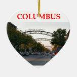 Columbus Ohio Ornamente De Reyes