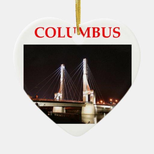 Columbus Ohio Ornatos