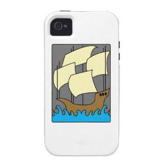 Columbus Ship iPhone 4 Case