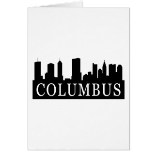 Columbus Skyline Cards