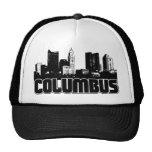 Columbus Skyline Trucker Hat