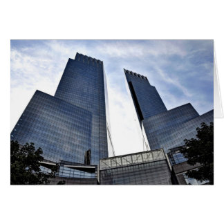 Columbus Towers Central Park South Card