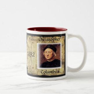 Columbus Tribute Mug