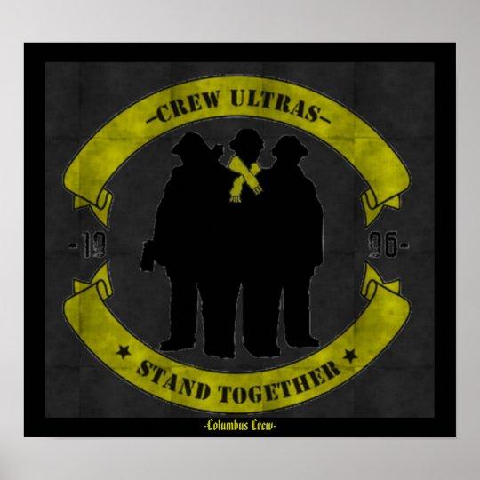 Columbus Ultras (Poster) Poster