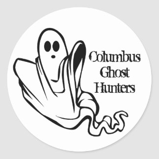 ColumbusGhostHunters Stickers