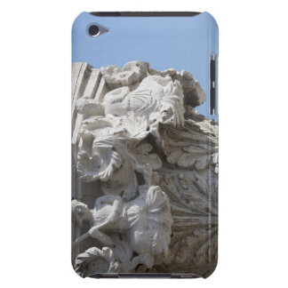 Column detail on the Doges' Palace Venice Italy iPod Touch Case