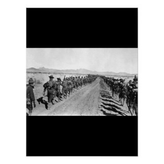 Column of 6th and 16th Infty_War Image Poster