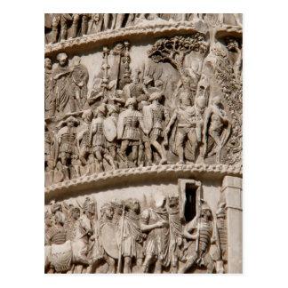 Column of Marcus Aurelius Postcard