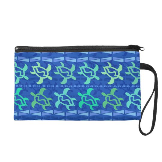 Column of Turtles Accessory Bags