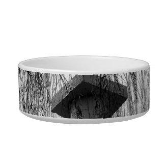 Column Under Weeping tree cutout Bowl