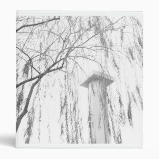 Column Under Weeping Tree High Dynamic range Vinyl Binder