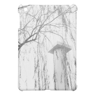 Column Under Weeping Tree High Dynamic range Cover For The iPad Mini