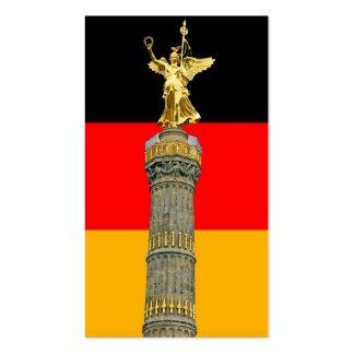 Columna de la victoria (siegessaule), Berlín, Tarjetas De Visita