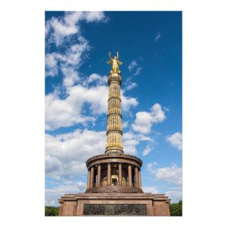 Columna de Victoria en Berlín (Alemania) Fotografías