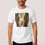 columna Hathor-dirigida, de la capilla de Remera