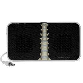 Columna vertebral 2 iPod altavoz