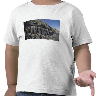 Columnas del basalto por la cueva de Fingal, Camisetas