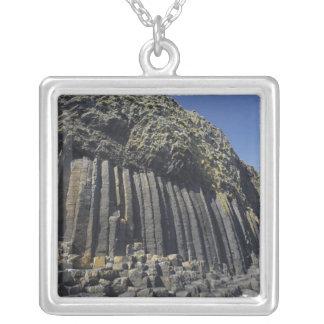 Columnas del basalto por la cueva de Fingal, Staff Collar Personalizado