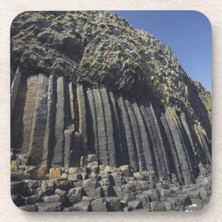 Columnas del basalto por la cueva de Fingal, Staff Posavasos De Bebidas