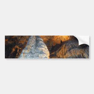Columnas poderosas de la estalagmita de la magnifi pegatina para auto