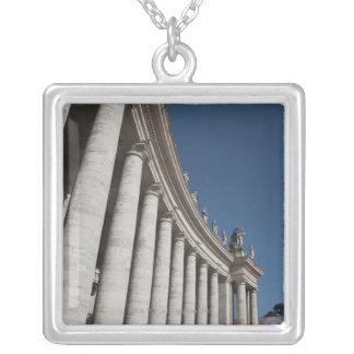 Columnas romanas grímpola