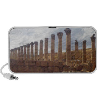 Columnas romanas de Jerash Sistema De Altavoz