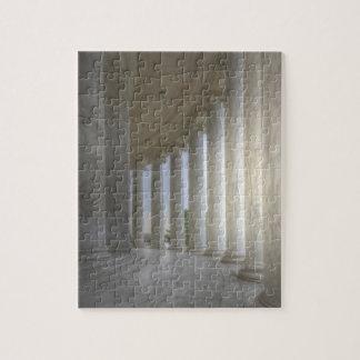Columnata circular conmemorativa de Thomas Rompecabezas Con Fotos