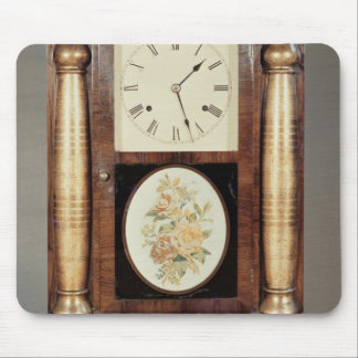 Columned clock, c.1855 mouse pad