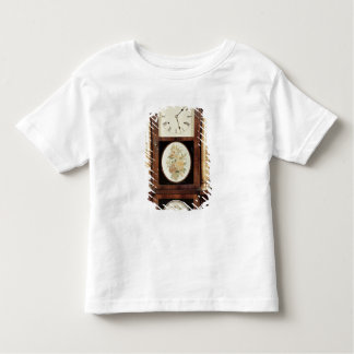 Columned clock, c.1855 toddler t-shirt