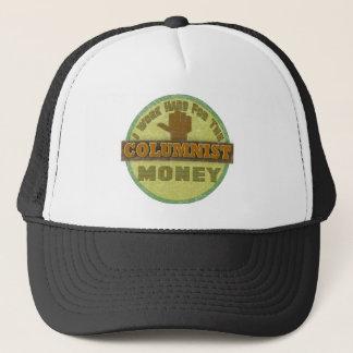 COLUMNIST TRUCKER HAT