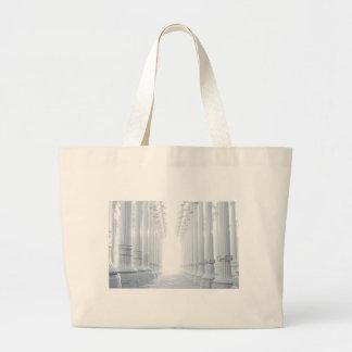 columns-801 large tote bag