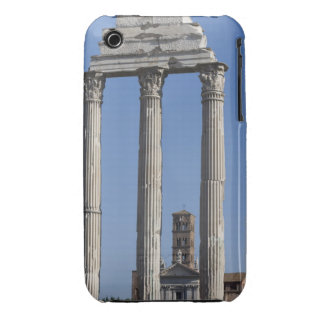 Columns of the Temple of Castor and Pollux with iPhone 3 Case-Mate Case