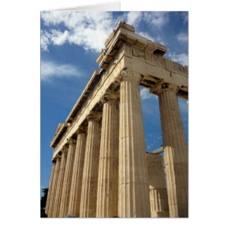 columns parthenon up card