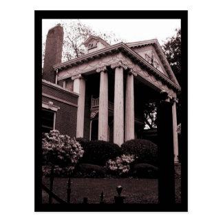 Columns Postcard