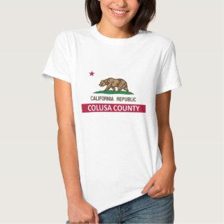 Colusa County California T-Shirt