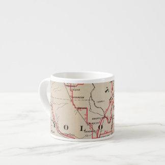 Colusa, Yolo, Napa, Butte, Yuba, Sutter, Solano Espresso Cup