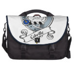 Colville Clan Badge Laptop Commuter Bag