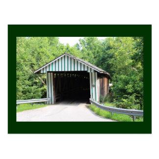 Colville Covered Bridge, Paris Kentucky - Postcard