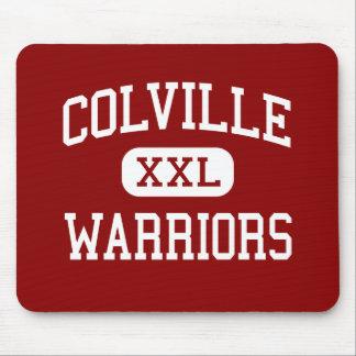 Colville - Warriors - Junior - Colville Washington Mouse Mat