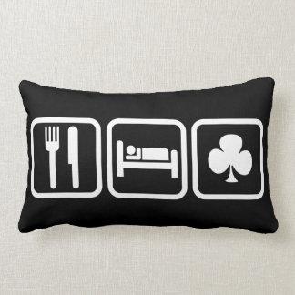 Coma a los clubs del sueño almohadas