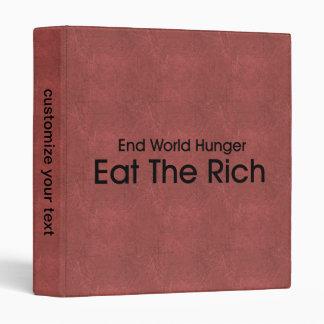 Coma a los ricos