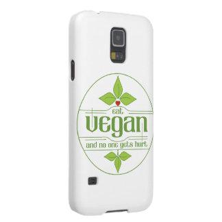 Coma al vegano y nadie consigue daño funda galaxy s5