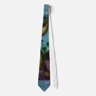 Coma, bebida y sea feliz corbata