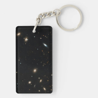 Coma Cluster (Abell 1656) Keychain