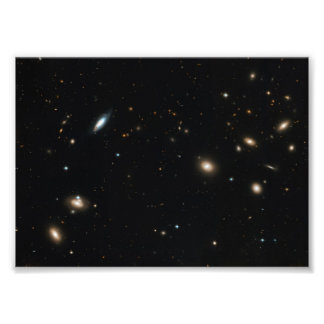 Coma Cluster Abell 1656 Photo Print