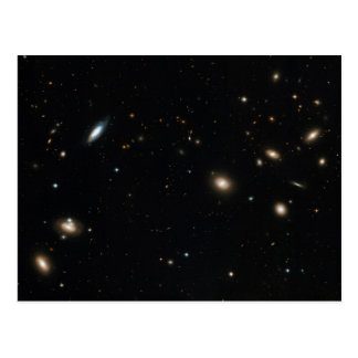 Coma Cluster (Abell 1656) Postcard