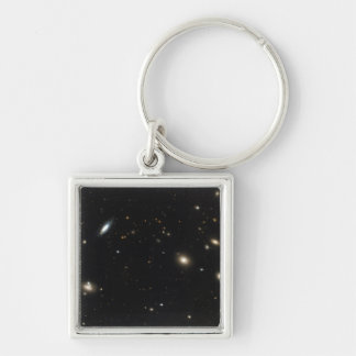 Coma Cluster of galaxies Keychain