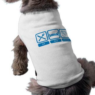 Coma duerma LiveJournal Camisa De Mascota